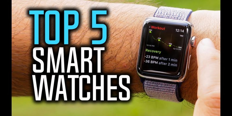 Best Smartwatches in 2018 - Which Is The Best Smartwatc...