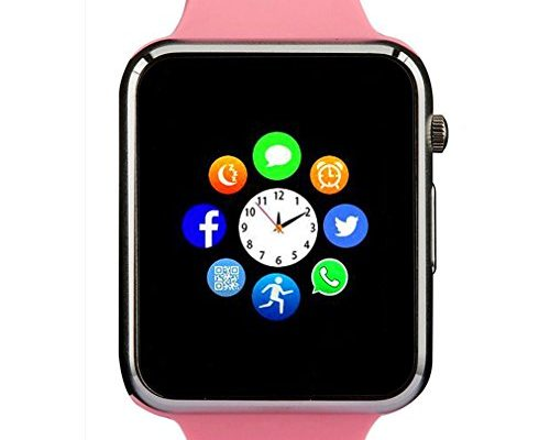 Smart Watch with Bluetooth Camera Music Player for IOS iPhon...