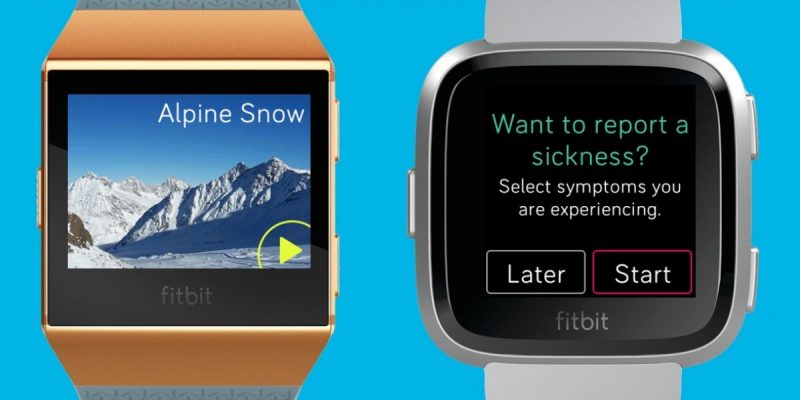 Fitbit updates Versa and Ionic smartwatches with new ap...