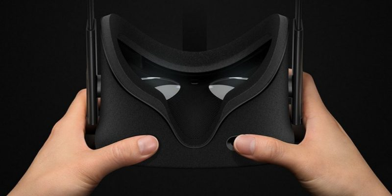 Oculus' new Rift S headset has inside-out tracking