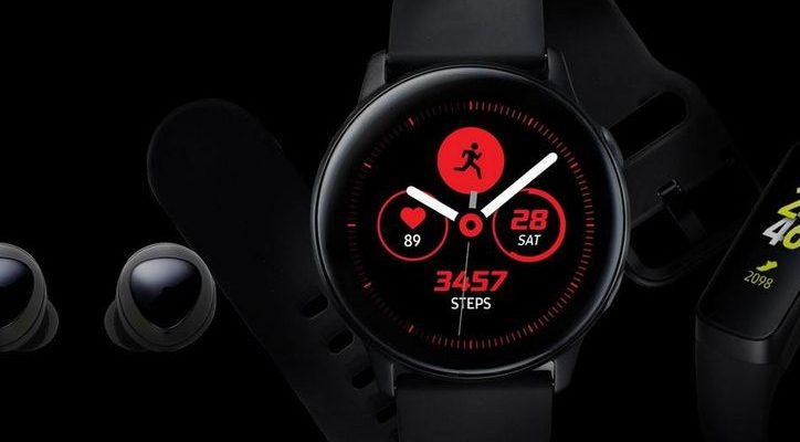Galaxy Watch Active, Fit leaked by Samsung in app updat...