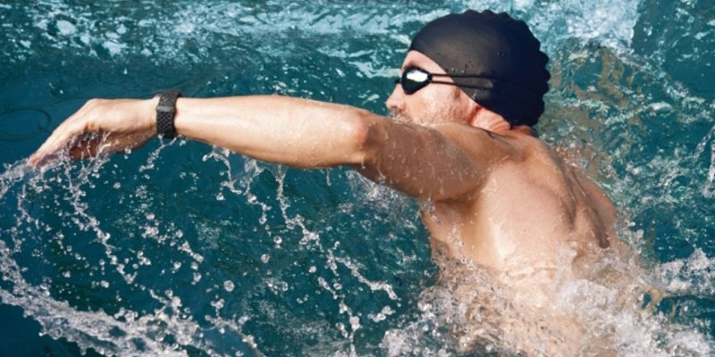 Best waterproof fitness trackers for swimming 2019