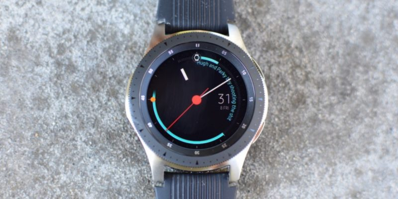Samsung Galaxy Watch 2 is already in development as mod...