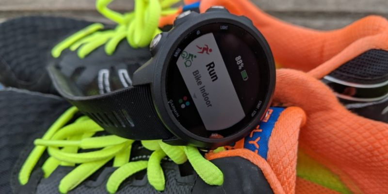 How to reset a Garmin watch