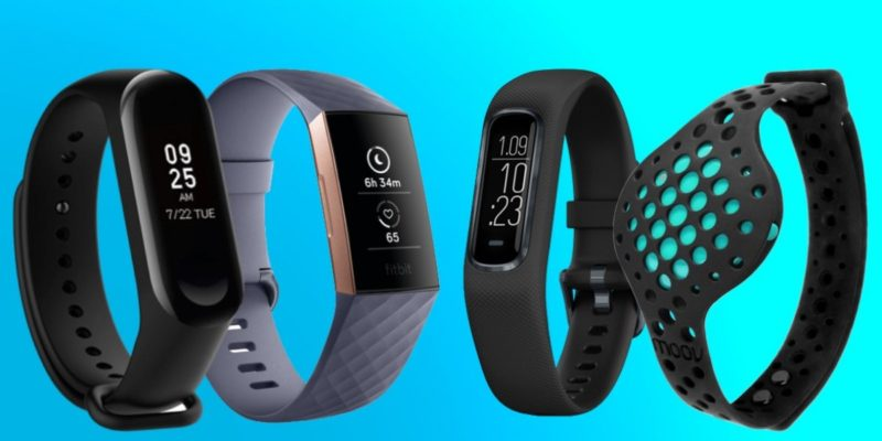 Pick the perfect fitness band or watch