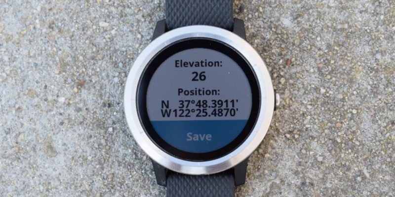 The Garmin Vivoactive 3 is the running watch bargain of...