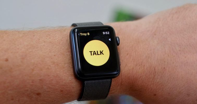 Apple disables Walkie-Talkie app over iPhone eavesdropp...