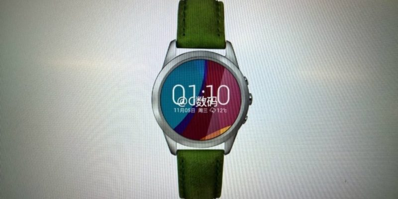Oppo smartwatch is in the works