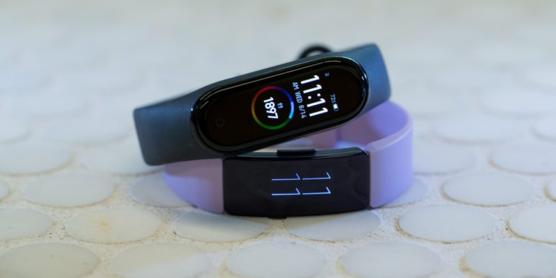 The best fitness tracker: Fitbit Inspire HR vs. Mi Band...
