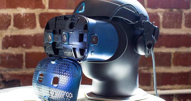 The HTC Vive Cosmos VR is a polished overdue upgrade