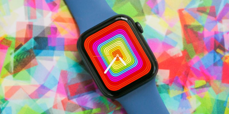 Apple Watch Series 5 review: You can see the time now -...